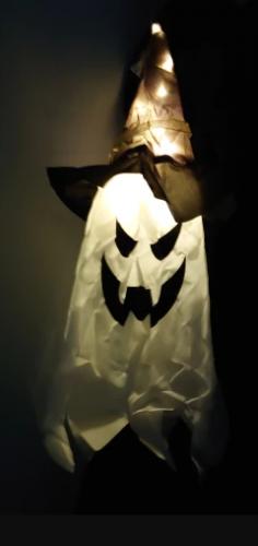 Halloween Decoration LED Flashing Light photo review