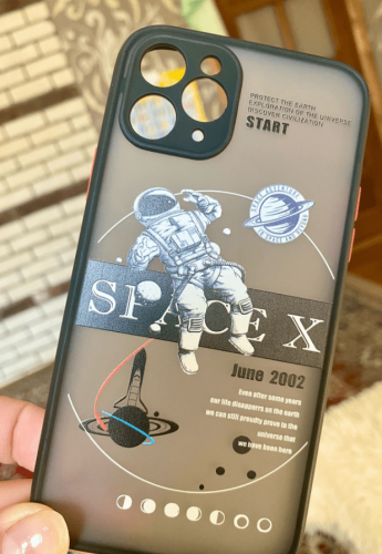 Case for iPhone Space X Design photo review