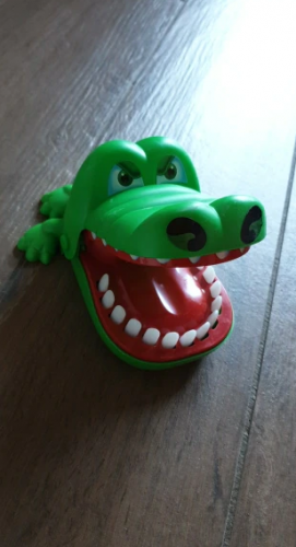 Jokes Crocodile Teeth Toy Game for Kids photo review