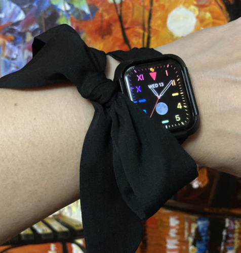 Apple Watch Scarf Band Strap Classy photo review